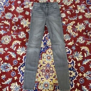 Joe's Jeans High Rise Skinny